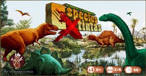 Especies Extintas Prototype Cover by Rodrigo-Vega