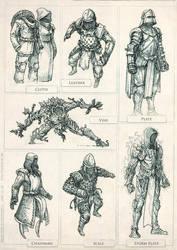 Quest Armor Sets