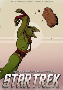 Tremble Before the Mighty GORN!