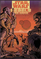 Star Wars Rebels: New Horizon. by Rodrigo-Vega