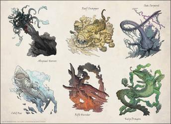 Aquatic Predators