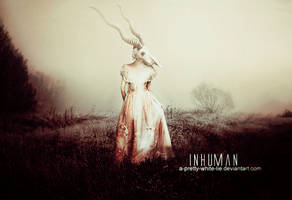 Inhuman by a-pretty-white-lie