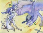 Inner Dragons Wing De'fiancee