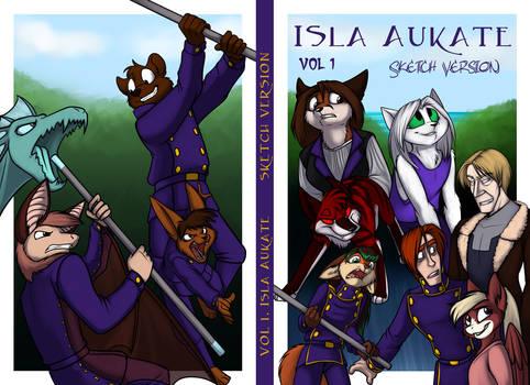 Isla Aukate Sketch version Cover