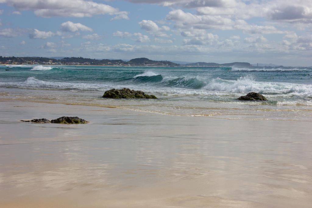 STOCK Coolangatta Beach 079 by fillyrox
