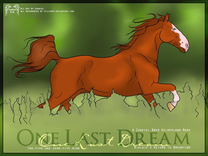 HP - One Last Dream by fillyrox