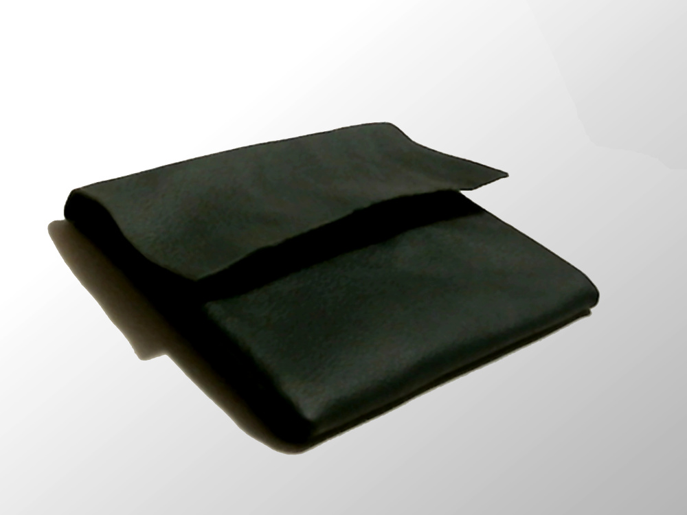 Leather Pouch by SkepticRaven
