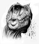 Fierce Daspletosaurus