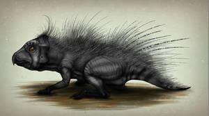 Leptotseratops porcupine