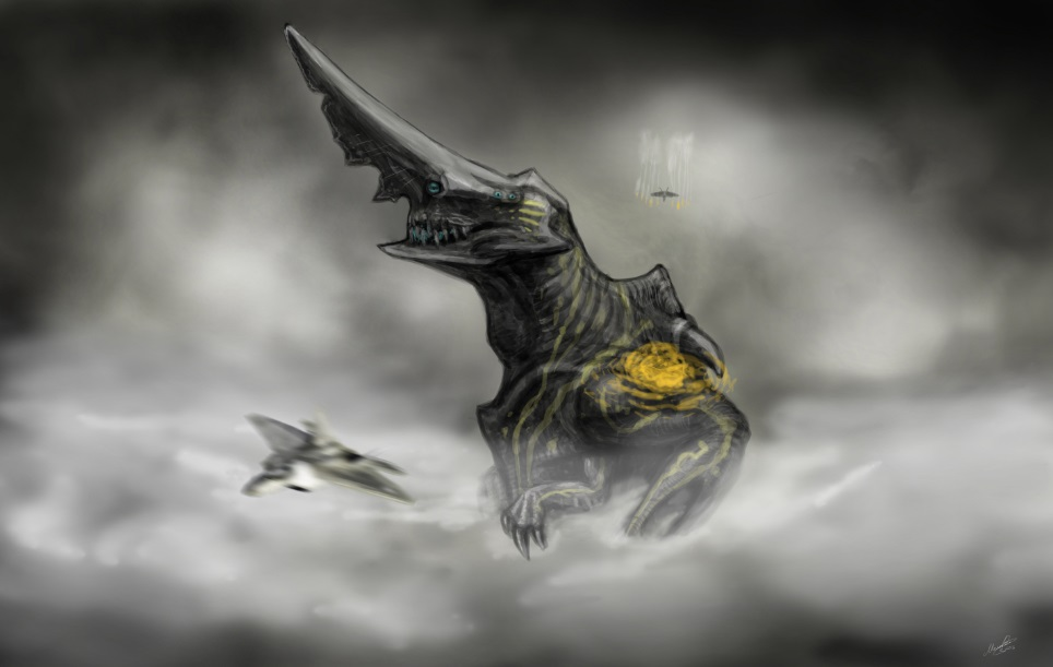 Pacific Rim Knifehead Wallpaper Knifehead attack  Pacific Rim