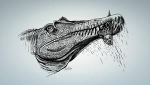 Spinosaurus by MALvit