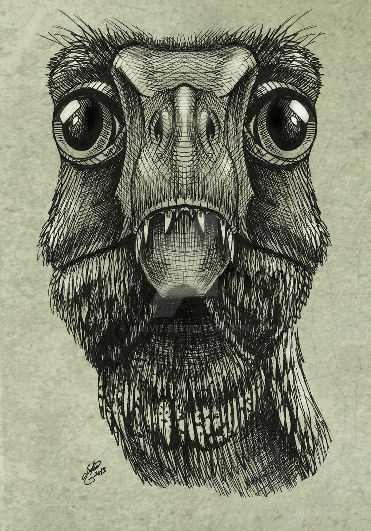 Acheroraptor temertyorum by MALvit