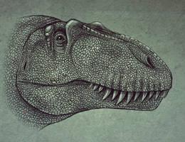 Torvosaurus gurneyi by MALvit