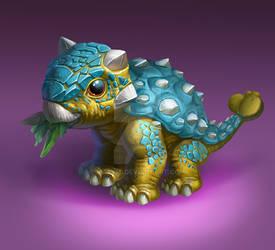 Ankylosaurus Bumpy