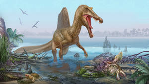 Spinosaurus 2021