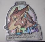 Takoda Badge by ShunkaManituTanka