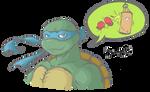 Leonardo - Keep Training