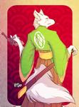 Hayao - SAMURAI GUNN