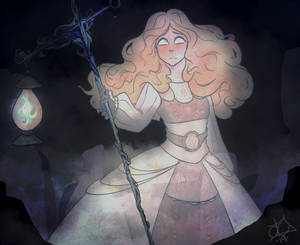 The Lantern Mage