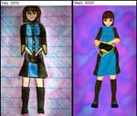 Ten Year Improvement