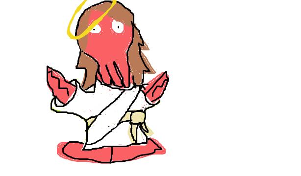 jesus zoidberg by zoidberg is a meme on deviantart