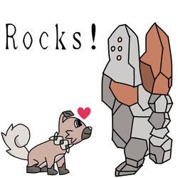 Rocks! by bxb777