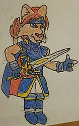 lion Roy by bxb777