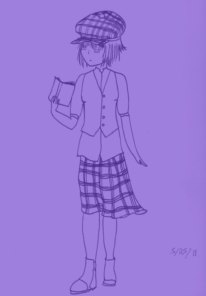 Brave Detective Yuki by MoonlitSilver