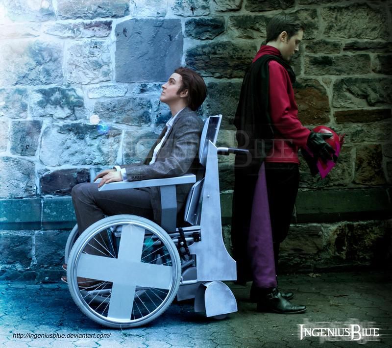 X-Men - Foe And Friend by IngeniusBlue