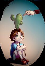 Cactus of the Child's Brain by Delano-Laramie