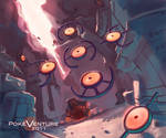 Descent Into the Unown