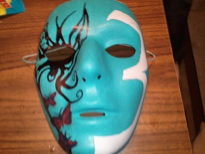 Hollywood Undead Mask J3T By Saykredken