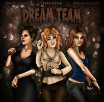 Dream Team (SuperWhoLock) by call-me-special