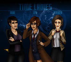 Time Ladies by call-me-special