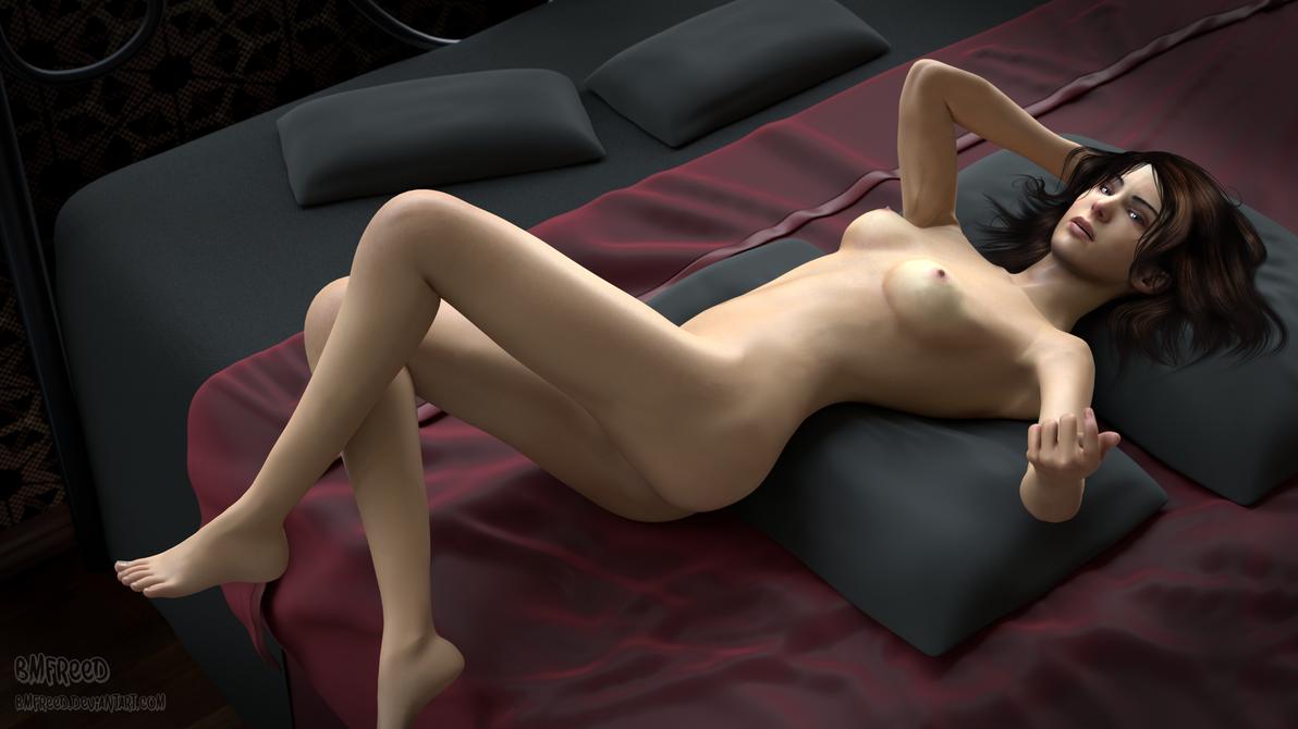 Zoey l4d naked