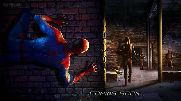 Spider-Man: The Web of Destiny (teaser)