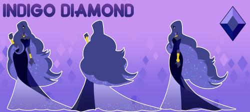 Indigo Diamond Ref by Seopai