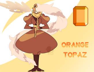 A - Orange Topaz by Seopai