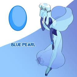 A - Blue Pearl by Seopai