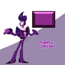 A - Purple Zircon by Seopai