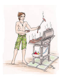 x8Finity Team - Going to the Beach (BBQ Dogs) by x8Finity