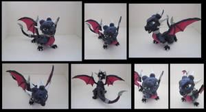 Cynder (multiple angles)