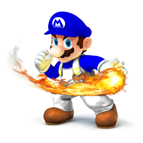 SuperMarioGlitchy4 SMG4 In Action Avatar 388852981