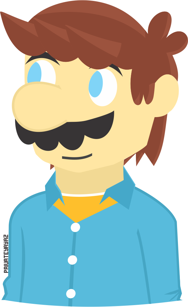 Introduction: My own Mario OC (Puraibeto Yayazu) by Irham7762