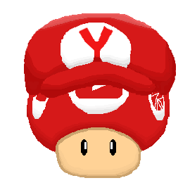 Ol' Mushtube Icon (Recreate) by Irham7762