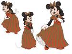 Minnie's New Dress