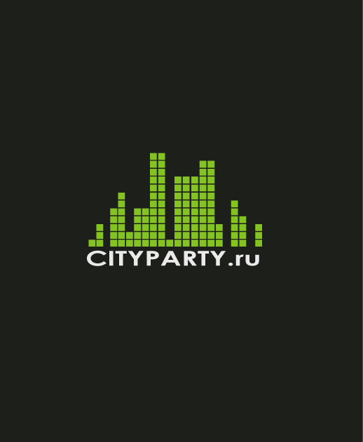 Cityparty logo v.1b by nesto