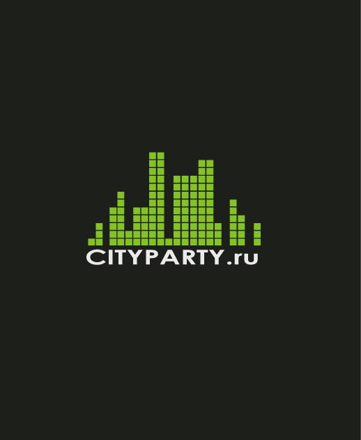 Cityparty logo v.1b by nesto