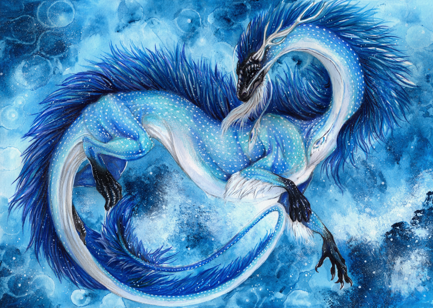 Marine Dragon by Isvoc on DeviantArt