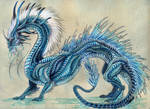 Dragon of Mist and Frost